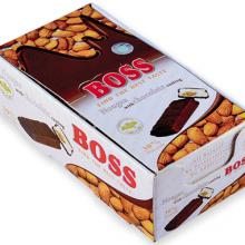گز بادام شکلات همراه ۳۰ گرمی | فروشگاه گز سکه