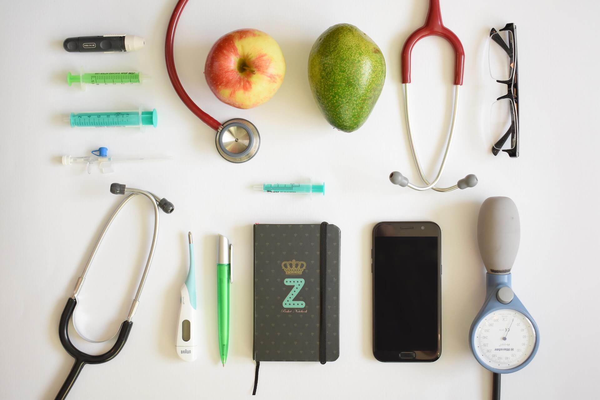 تصویری از رژیم غذایی افراد مبتلابه دیابت