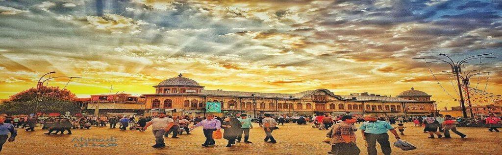 مرسولات گز اصفهان به استان همدان