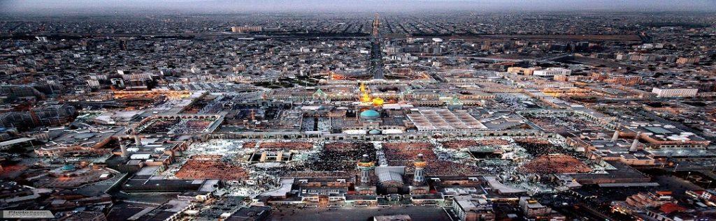 مرسولات خرید گز اصفهان به خراسان مشهد مقدس