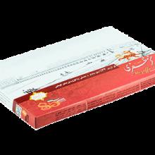 گزمظفری ۳۳% مغز بادام آردی ممتاز ۴۰۰ گرمی | عسلی شیرخشتی