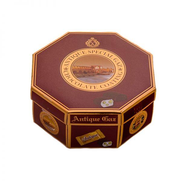 گزآنتیک شکلاتی مخلوط سه مغز