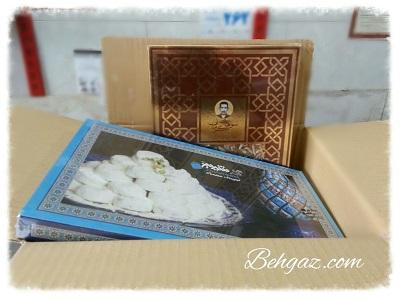 خرید گز کرمانی و شیرین از دزفول
