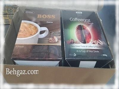 خرید کافی گز از استان البرز کرج