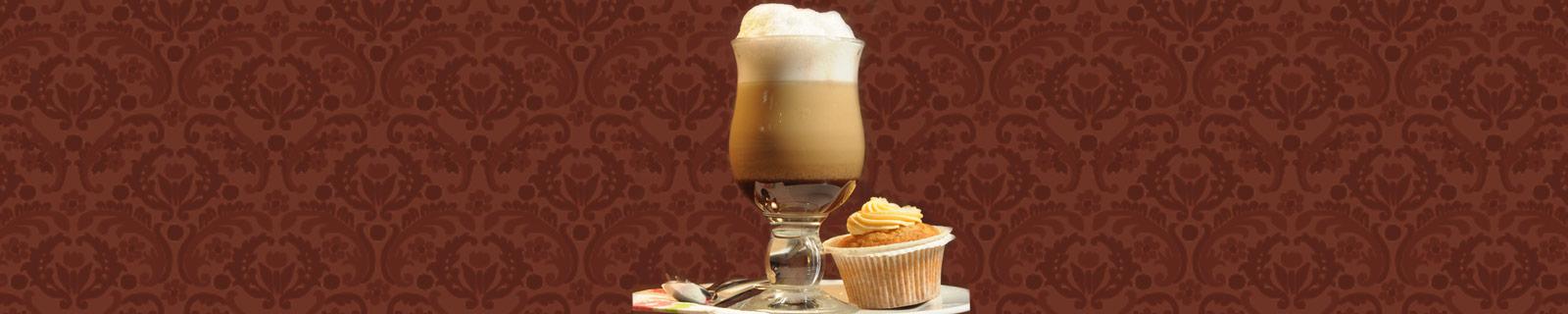 لیوان کافی گز و قهوه