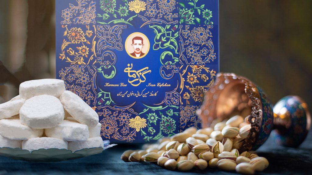 محصولات گز کرمانی