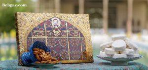 گز بادامی کرمانی