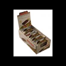 گز شکلاتی همراه سکه – گز شکلات بار پسته ۳۰ گرمی