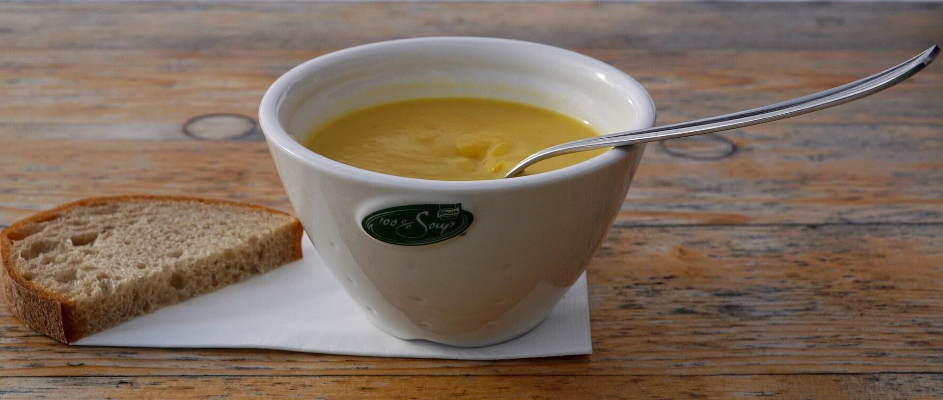 عکس سوپ به عنوان رژیم غذایی افراد مبتلابه دیابت