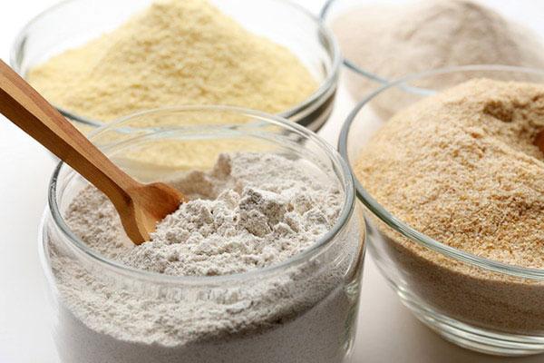 انواع آرد های جایگزین آرد سفید